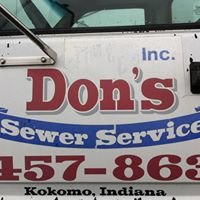 Don's Sewer Service