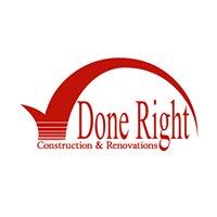 Doneright Construction & Renovations