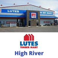 High River Lutes Timber Mart