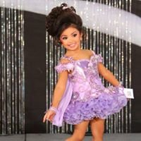 Princess Personality Custom Pageant Clothing
