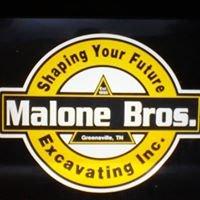 Malone Bros. Excavating Inc.