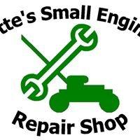 Otte's Small Engine Repair Shop