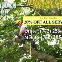 Johnny Gray tree service