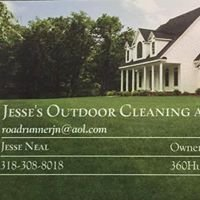 Jesse's Outdoor Cleaning & Maintenance