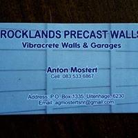 Rocklands Precast Walls