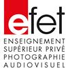 EFET Paris - Enseignement Supérieur Privé Photographie Audiovisuel