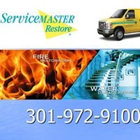 Servicemaster Restoration Montgomery Frederick Howard Washington Counties