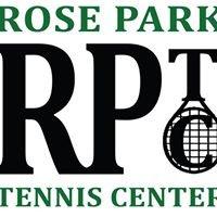 Rose Park Tennis Center