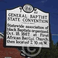 General Baptist State Convention of North Carolina, Inc.