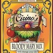 Cirino's Bloody Mary Mix