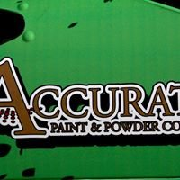 Accurate Paint & Powder Coating