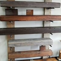 Rustic Wood Accents