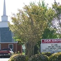 Oak Grove Free Will Baptist Church, Elm City, NC
