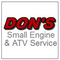 Don's Small Engine & ATV Service