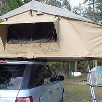 Tepui roof top tent Canada