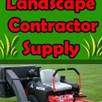 Landscape Contractor Supply