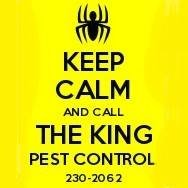 The King Pest Control 230-2062