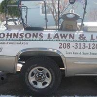 Johnsons Lawn & Lot services L.L.C