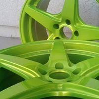 All Valley Powder Coating