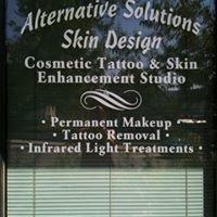 Alternative Solutions Skin Design