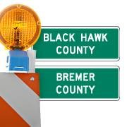 Black Hawk and Bremer County Construction