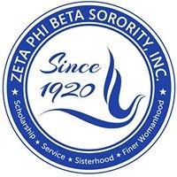 The Phenomenal Psi Alpha Zeta Chapter of Zeta Phi Beta Sorority, Inc.