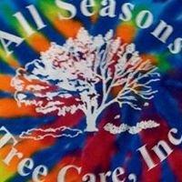 All Season's Tree Care,Inc.