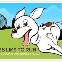 Dogs Like To Run