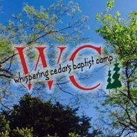 Whispering Cedars Baptist Camp