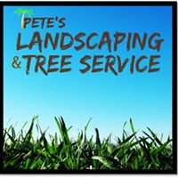 Pete's Landscaping and Tree Service