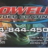Powell Powder Coating