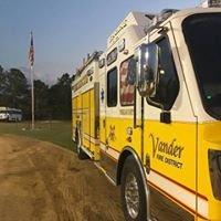 Vander Fire Department