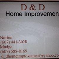 D & D Home Improvements