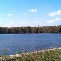 Minersville Water Dam