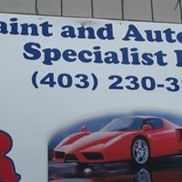 A.C.R. Paint & Autobody Specialist Inc.