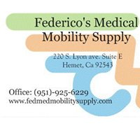 Federico's Medical Mobility Supply