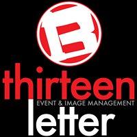 thirteen letter