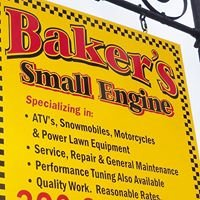 Baker's Small Engine