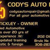 Cody's Auto Repair