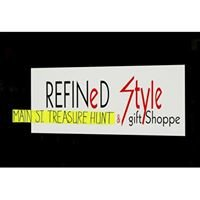 Refined Style Boutique & Main Street Treasure Hunt