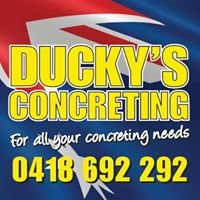 Ducky's Concreting