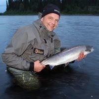 Naamisuvanto Salmon Fishing Lapland