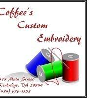 Coffee's Custom Embroidery