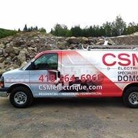 CSM électrique Inc