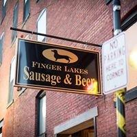 Finger Lakes Sausage & Beer