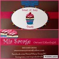 Sweet-N-Sassy Treats