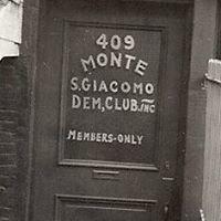 Monte San Giacomo Club - Hoboken, NJ