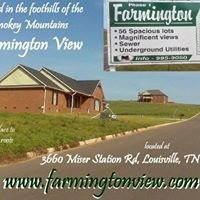 Farmington View, Louisville, TN