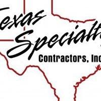 Texas Specialty Contractors