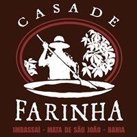 Casa de Farinha - Imbassaí